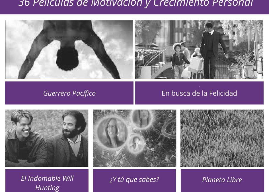 36 Películas De Motivación Y Crecimiento Personal Miriam Simón