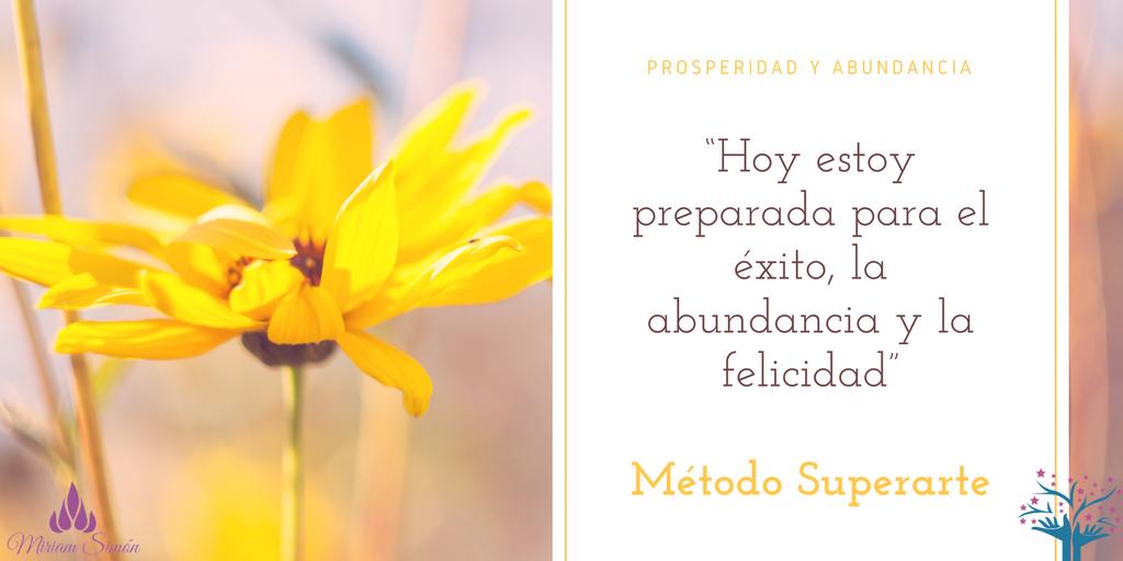 ¿Qué es para ti ser Próspero y Abundante?